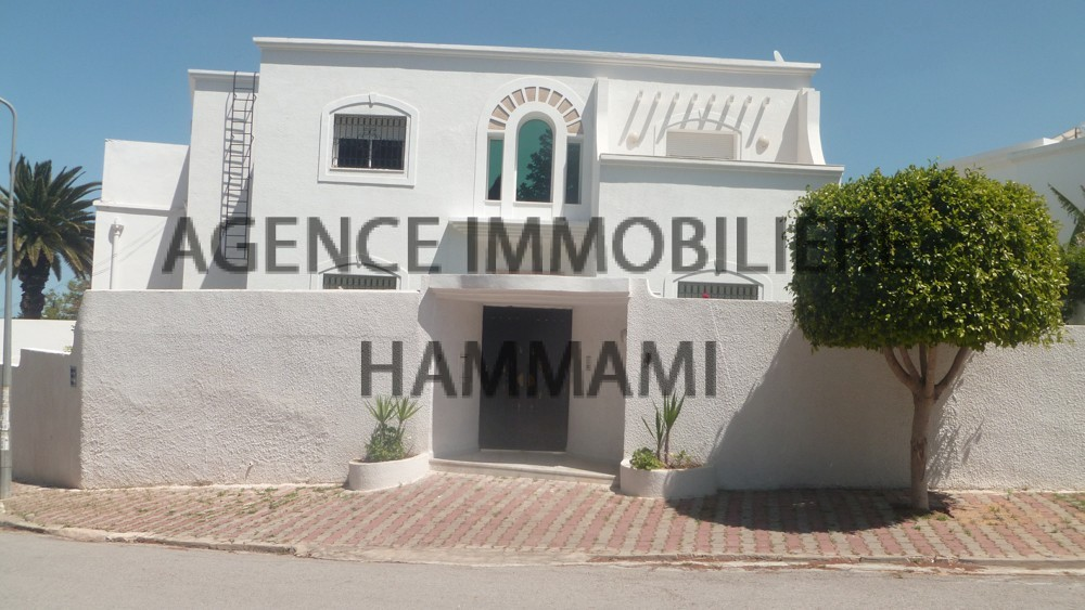 location villa notre dame tunis tunisie. Black Bedroom Furniture Sets. Home Design Ideas